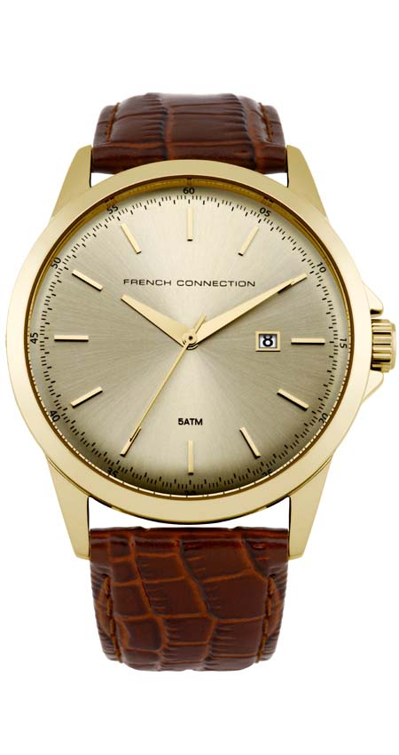 men s watches gent s watches in lower parel mumbai helios french connection men s watch fc1145tgj